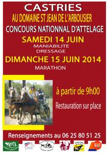 affiche aralr concours la juin 2014(1)